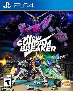 New Gundam Breaker (輸入版:北米) - PS4