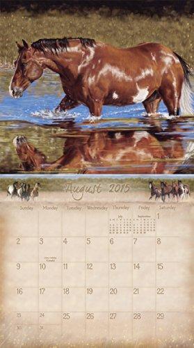 Legacy Publishing Group, Inc. 2015 Wall Calendar, Horses by Victoria Wilson-Schultz (WCA13712) Photo #2