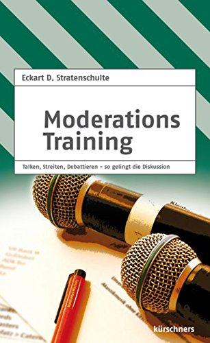 Moderationstraining: Talken, Streiten, Moderieren - so gelingt die Veranstaltung