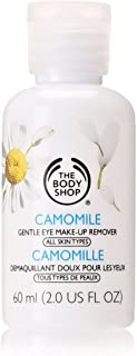 The Body Shop Mini Camomile Gentle Eye Makeup Remover, 2 Ounce