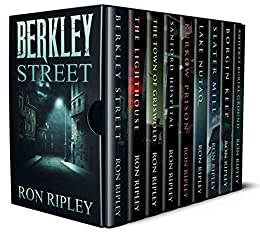 Berkley Street Series Books 1 - 9: Haunted House and Ghost Stories Collection by [Ron Ripley, Scare Street, Emma Salam]