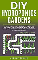 DIY HYDROPONICS GARDENS Front Cover