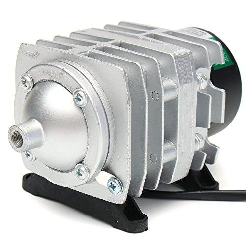 Preisvergleich Produktbild Tutoy 45L / Min 25W Elektromagnetischer Luftkompressor Aquarium Sauerstoff Teich Luft Pumpe Belüfter