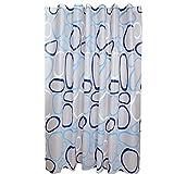 Zrf Upscale Individuality Duschvorhänge, Dicker Wasserdichter Schimmelvorhang, PEVA-Material, Duschvorhänge, 80 x 180 cm, 300 x 200 cm, 200 * 240cm