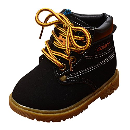 Child Work Boots for Boys