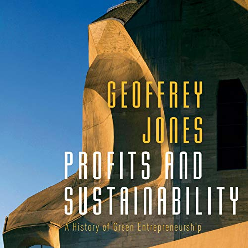 Profits and Sustainability audiobook cover art