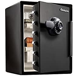 SentrySafe SFW205CWB Fireproof Safe and Waterproof Safe