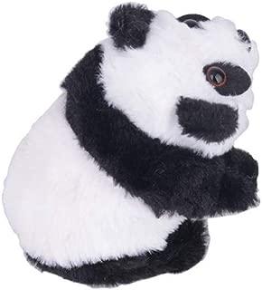NszzJixo9 Electric Music Walking Cute Panda Cute Electronic Walking Panda Plush Toy Musical Baby Kids Gifts