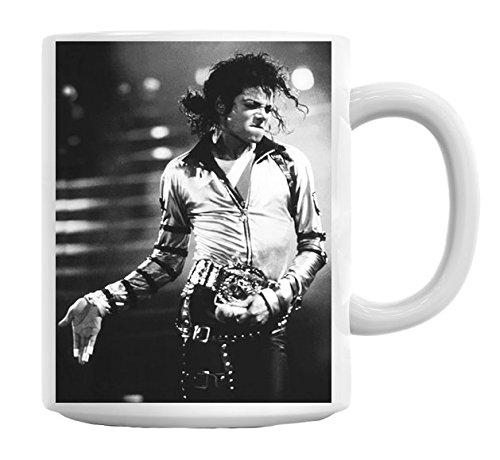 Michael Jackson Tribute King Of Pop Mug Cup