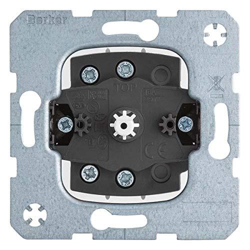 Berker 384103 4011334489214 - Interruptor para persianas (1 pulsador)
