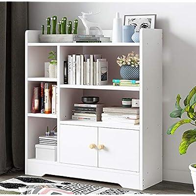 US Fast Shipment Multi-Layer Floor Bookshelf,Ho...