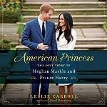 American Princess audiobook cover art