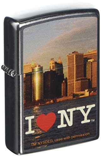 Purchase Zippo I Love NY Pocket Lighter