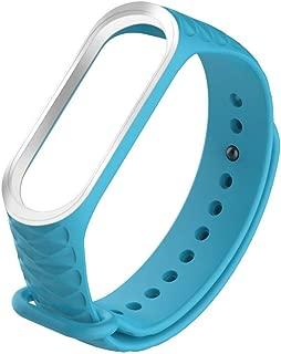 Replacement Silica Gel Sport Soft Wristband Wrist Strap For Xiaomi Mi Band 4