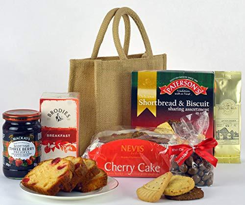 Scottish Gift Hamper - A Wee Scottish Gift Bag - Scottish Hampers