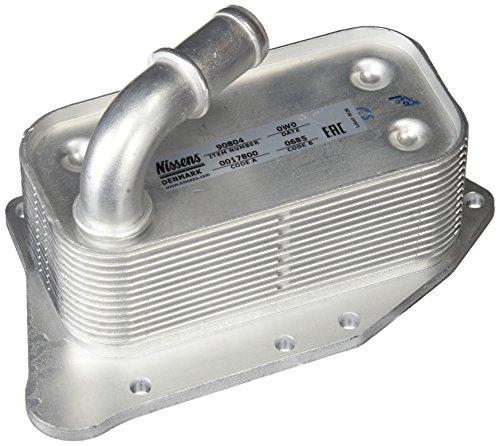 Nissens 90804 Radiateur d'huile de moteur