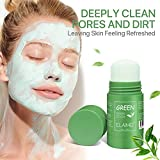 Zoom IMG-1 green tea purifying clay stick