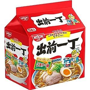 """日清食品 出前一丁 5食パック 510g×6パック"""""""