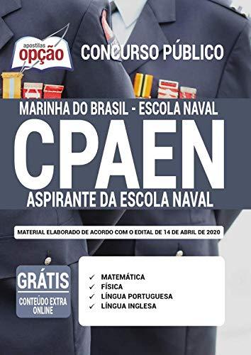 Apostila marinha do brasil (cpaen) - aspirante escola naval