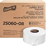 Genuine Joe - GJO2506008 Jumbo Dispenser Roll Bath Tissue