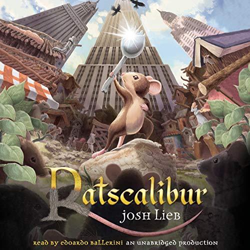 Ratscalibur audiobook cover art
