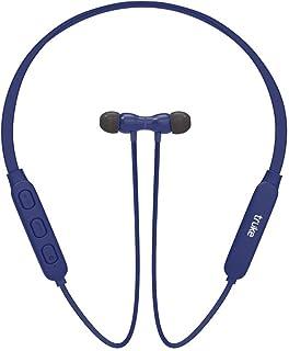 truke Yoga 2 in-Ear Neckband Wireless Bluetooth Earphones with Mic (Blue)
