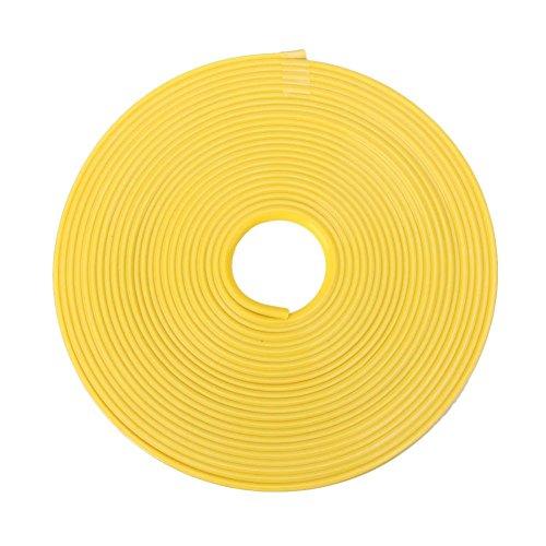 GZYF 8m cinta de llanta de coche cubo de rueda etiqueta de neumático etiqueta autoadhesiva llanta tiras de protección de llanta
