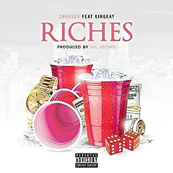 Riches (feat. King Kay) [Radio Edit] (Radio Edit)