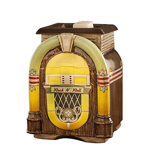 Retro Jukebox Wax Warmer