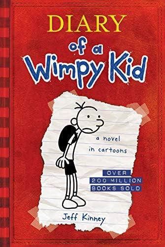 Diary of a Wimpy Kid Diary of a Wimpy Kid 1 product image