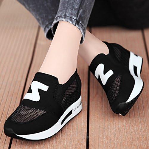GTVERNH A L'Intérieur Chaussures Chaussures Chaussures Femmes Printemps Wild Chaussures De Net Net érosion De Ventilation De Sport De Souliers. b83