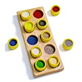 Excellerations Touch and Match Sensory 11 x 4 inches Board for Kids, Educational Toy, Kids Toys