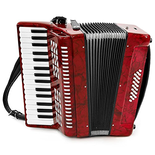 Acordeon de Gear4music 24 Bajos