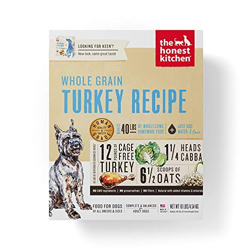The Honest Kitchen Human Grade Dog Food
