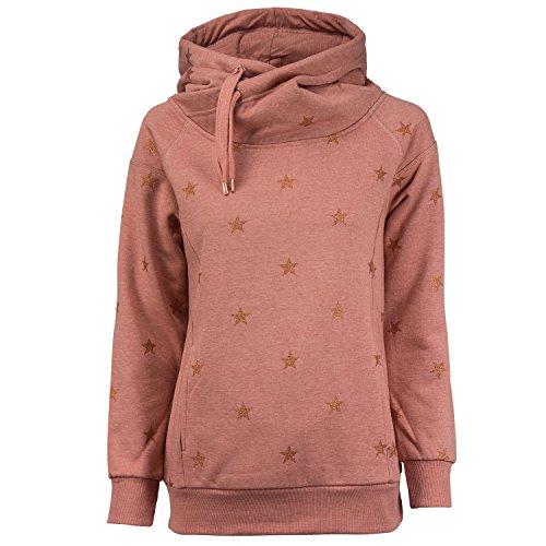 ONLY Damen Sweatshirt, Farbe:Pastel orange;Größe:S