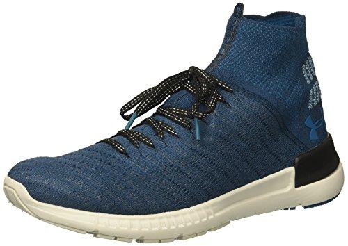 Under Armour Men's Highlight Delta 2 Running Shoe, True Ink (918)/Glacier Gray, 11.5