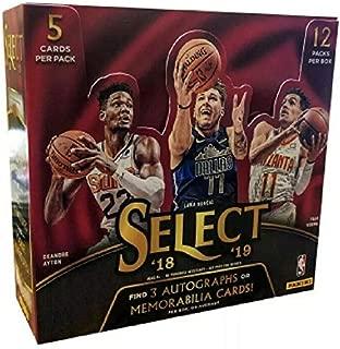 select basketball cards