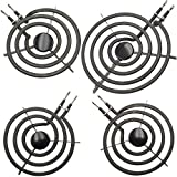 Supplying Demand SP22YA WB30X253 WB30X254 4 Burner Set 3 6-Inch 1 8-Inch