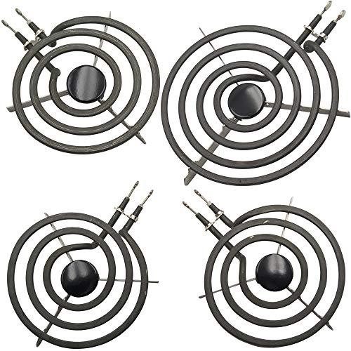 Supplying Demand SP22YA WB30X253 WB30X254 4 Burner Set 3 6Inch 1 8Inch