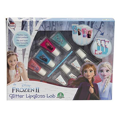 Giochi Preziosi Disney Frozen 2, Make Up Glitter Lip Gloss