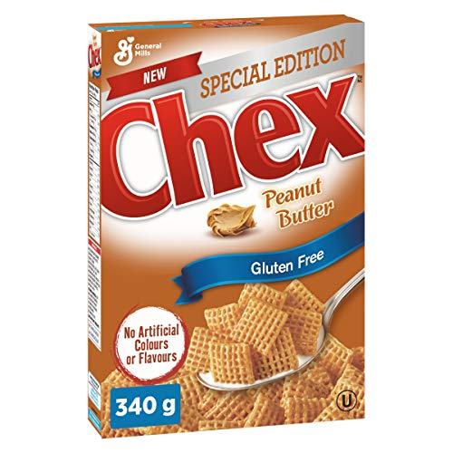 Chex Gluten Free Special Edition Peanut Butter, 340 Gram