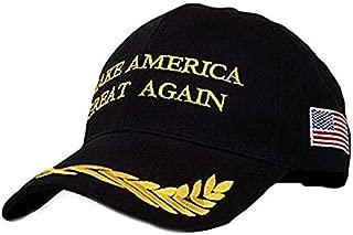 Make America Great Again Hat [Black], Donald Trump USA MAGA Cap Adjustable Baseball Hat