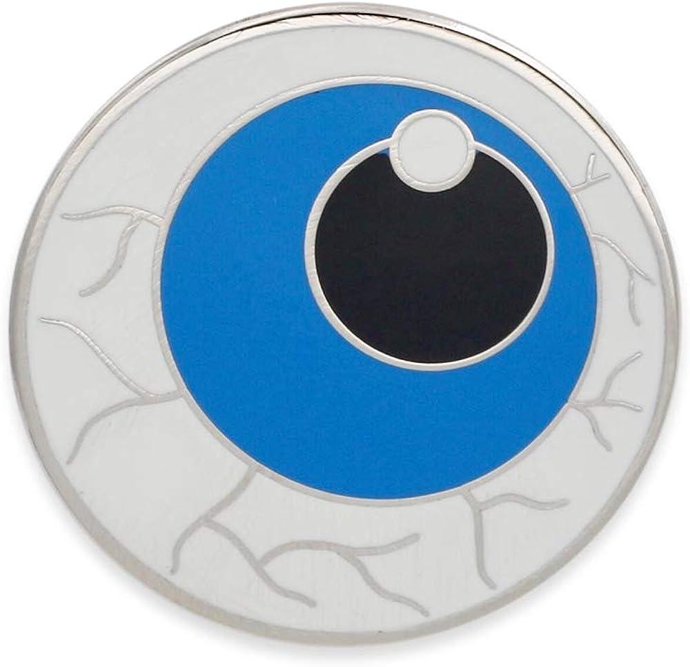 WizardPins Organ Pins Eye Hard Enamel Lapel Pin