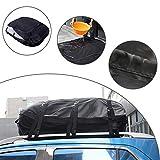 Auto Bolsa de Carga Impermeable para Techo de automóvil Color Negro para O Pel Karl Corsa Adam Mokka(L Size)