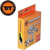 TFT Transform Line SF-01 200m Fluo gelb - Angelschnur für Forellen, Forellenschnur, Monofile Schnur...