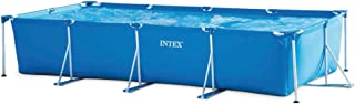 Intex Rectangular Metal Frame Pool - 28273