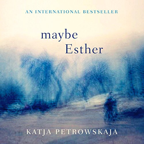 Maybe Esther audiobook cover art