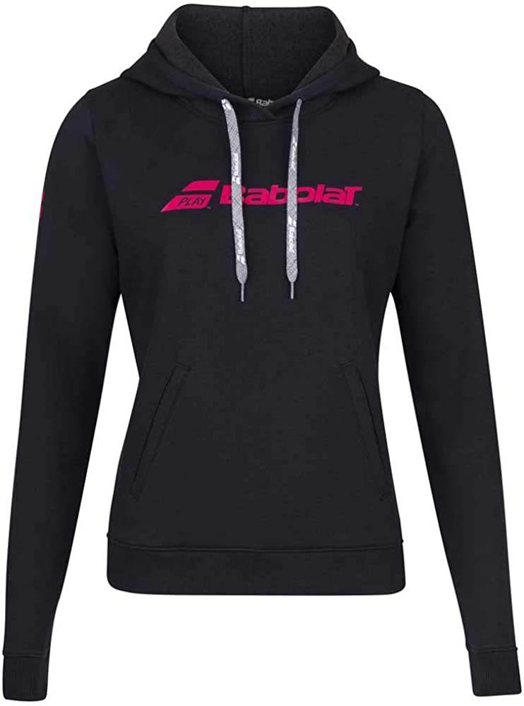 Popular standard Babolat Women's Exercise Hooded Surprise price Tennis Sweatshirt Training
