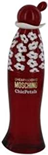 Cheap And Chic Chic Petals by Moschino for Women - 3.4 oz EDT Spray (Tester)