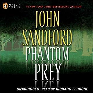 Phantom Prey cover art